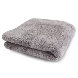 Lovel 7倍強效吸水抗菌超細纖維小浴巾(礦岩灰)