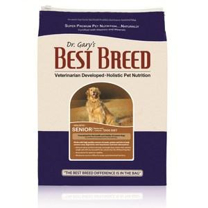 【BEST BREED】貝斯比 高齡犬低卡配方 飼料 6.8kg X 1包