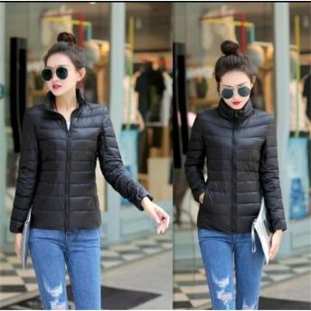 シンプルなデザインなのでどんなコーデにも合わせれるコート 冬物 保温 棉ジャケット レディース 秋冬 ファッション 冬服 秋冬物 アウター
