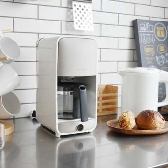 アウトレット タイガー コーヒーメーカー ADC-B060WG グレージュホワイト※化粧箱にキズや日焼けがある場合がございます。