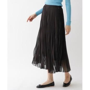 DRESSTERIOR / ドレステリア ◆ランダムプリーツ オーガンジースカート