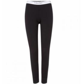 カルバンクライン Calvin Klein レディース スパッツ・レギンス インナー・下着 Modern Cotton leggings Black