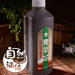 【自然補給】漢方養生青草茶 6瓶(1000ml/瓶)
