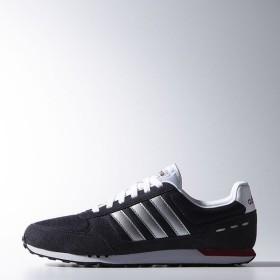 (セール)adidas(アディダス)シューズ カジュアル ネオシティレーサー GAG27 F38446 メンズ ニューネイビー/マットシルバー/パワーレッド