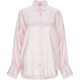 《セール開催中》LE SARTE PETTEGOLE レディース シャツ ピンク 40 シルク 100%