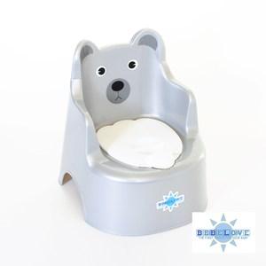 美國BeBeLove 動物造型椅學便器