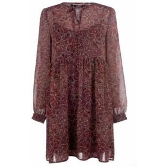 オンリー Only レディース ワンピース ワンピース・ドレス Amelia AOP Dress Small Paisley