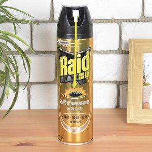 Raid 雷達噴霧速效蟑螂螞蟻藥500ml - 殺菌型