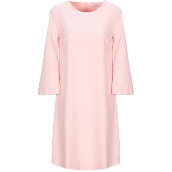 《セール開催中》LANACAPRINA レディース ミニワンピース&ドレス ライトピンク 40 ポリエステル 95% / ポリウレタン 5%