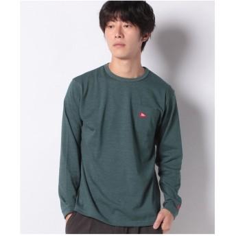 ikka Healthknit Product ロングスリーブTシャツ(グリーン)