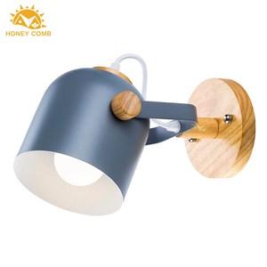 HONEY COMB 膠囊型木底壁燈 BL-12422