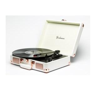 Goodmans Ealing Turntable 英國手提箱黑膠唱片黑色