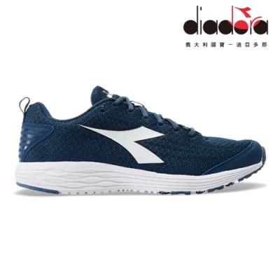 Diadora FLAMINGO 3男慢跑鞋 藍DA174486-C7537