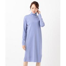 <ICB> Fine Wool ワンピース(OPCYKW0326) サックス 【三越・伊勢丹/公式】