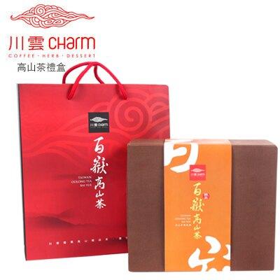【川雲】百嶽高山烏龍美人茶禮盒