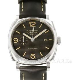 パネライ ラジオミール 1940 3デイズ GMT アッチャイオ S番 PAM00627 PANERAI 腕時計
