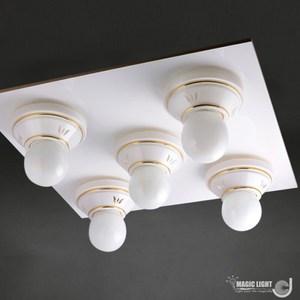 【光的魔法師Magic Light】美術型輕鋼架燈具 卡森 輕鋼架五燈