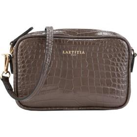 《9/20まで! 限定セール開催中》LAETITIA レディース メッセンジャーバッグ ココア 牛革(カーフ) 100% Petite Lavinia