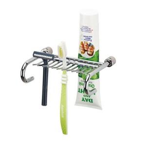 牙刷架/牙膏刮鬍刀收納架/304不鏽鋼_5316
