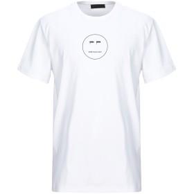 《期間限定セール開催中!》DIESEL BLACK GOLD メンズ T シャツ ホワイト XXL コットン 100%