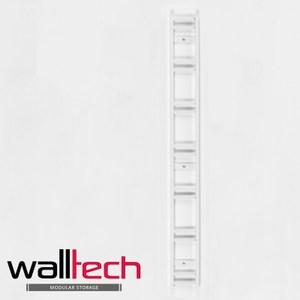 法國品牌 walltech 長形直立桿 H49.8CM 白色烤漆款