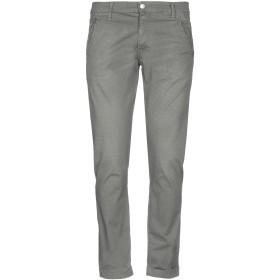 《セール開催中》RIVIERA Milano メンズ パンツ グレー M コットン 97% / ポリウレタン 3%