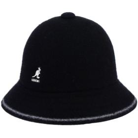 《期間限定セール開催中!》KANGOL レディース 帽子 ダークブルー M ウール 65% / アクリル系 35%