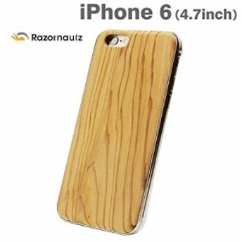 REAL WOODEN CASE COVER iPhone6/6s専用ケース (屋久杉)