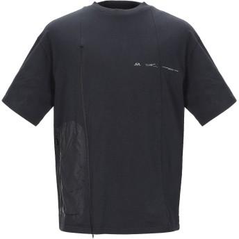 《9/20まで! 限定セール開催中》OAKLEY メンズ T シャツ スチールグレー S コットン 100%