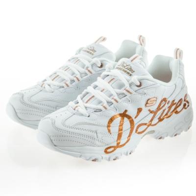 SKECHERS 休閒鞋 D LITES 13165WTRG