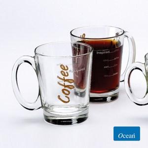 Ocean GET ACTIVE咖啡玻璃杯315cc-6入組