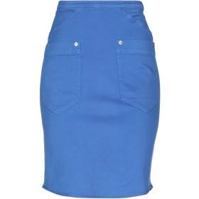 《9/20まで! 限定セール開催中》KENZO レディース デニムスカート ブルー 36 コットン 98% / ポリウレタン 2%