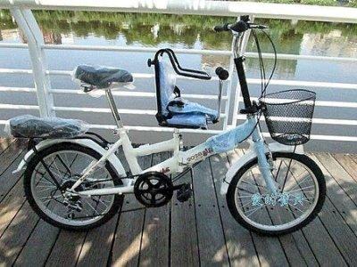 愛的寶貝/親子腳踏車/高雄可自取
