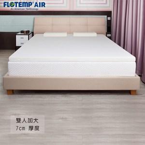 【Flotemp Air 福樂添】雙人冰涼薄墊(180x185x7)