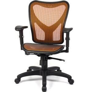 aaronation愛倫國度 橘光彩麗系列高背全網辦公椅/電腦椅
