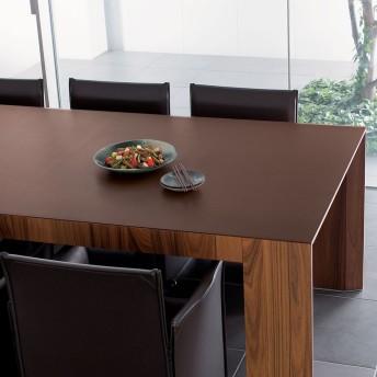 本革調テーブルマット 約45×90cm 702675