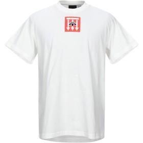 《期間限定セール開催中!》ADIDAS ORIGINALS by ALEXANDER WANG メンズ T シャツ ホワイト S コットン 100%