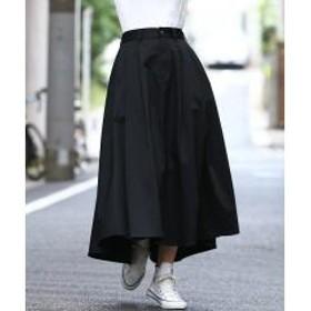 【WEB限定】チノボリュームスカート【お取り寄せ商品】
