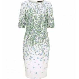 フェーズ エイト Phase Eight レディース ワンピース ワンピース・ドレス Julie Embroidered Flower Dress Ivory/Multi