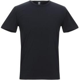 《期間限定セール開催中!》MOSCHINO メンズ アンダーTシャツ ブラック XS コットン 90% / ポリウレタン 10%