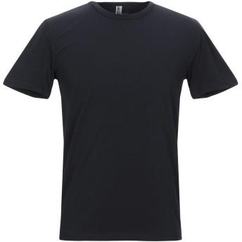 《セール開催中》MOSCHINO メンズ アンダーTシャツ ブラック XS コットン 90% / ポリウレタン 10%
