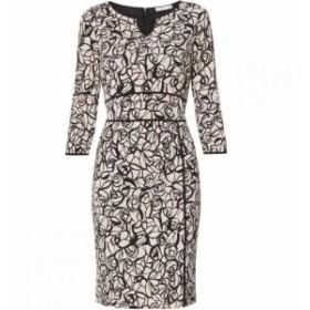 ジーナ バッコーニ Gina Bacconi レディース ワンピース ワンピース・ドレス Willamena Print Dress Black