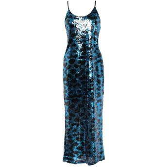 《セール開催中》ODI ET AMO レディース ロングワンピース&ドレス ブライトブルー XS ポリエステル 100% / ポリウレタン