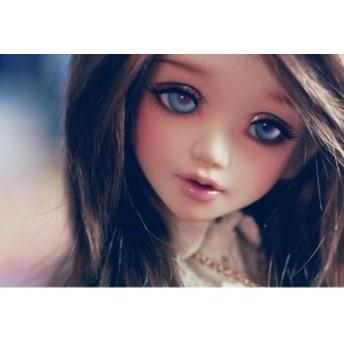 bjd doll sd doll 1/4 女の子 赤ちゃん 4.3 doll(free eyes + free make u