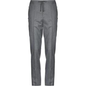 《期間限定セール開催中!》BRUNELLO CUCINELLI メンズ パンツ グレー 48 ウール 100%