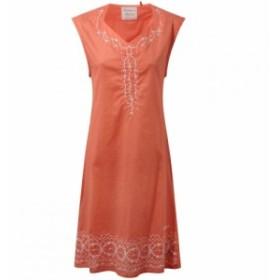 クラッグホッパーズ Craghoppers レディース ワンピース ワンピース・ドレス Scarlett Sleeveless Dress Orange