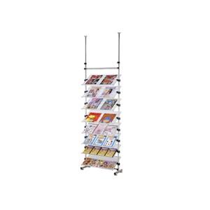 巴塞隆納─08型多角度旋轉式雜誌書架鞋架層架