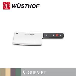 《WUSTHOF》德國三叉牌GOURMET 18cm剁刀 (4680)