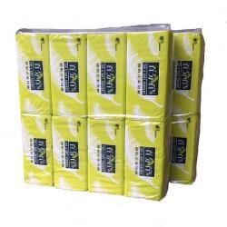 百分百 抽取式衛生紙130抽x8包x6串