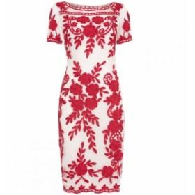 フェーズ エイト Phase Eight レディース ワンピース ワンピース・ドレス Sienna Tapework Dress Fuchsia